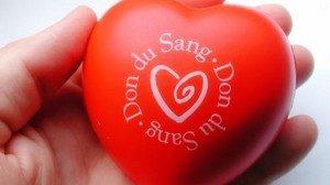 Collecte du sang des Donneurs du sang @ Salle du Pont Neuf