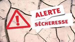 Alerte Renforcée Sécheresse jusqu'au 29 février 2020