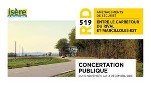 Concertation RD 519