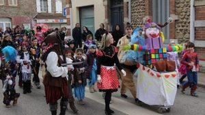 Carnaval @ Place du Monument