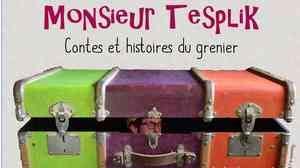 Soirée contes Monsieur Tesplik @ Bibliothèque