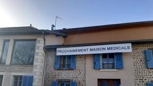 Ouverture de la maison médicale